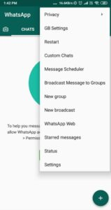 GBWhatsapp APK (Updated) Download Latest Version 17.02 2